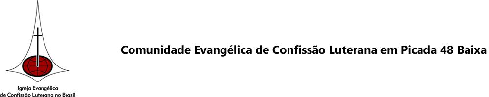 Logo for Comunidade Evangélica de Confissão Luterana em Picada 48 Baixa